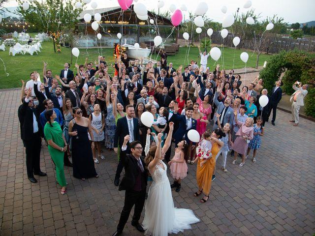La boda de Omar y Alba en Blanes, Girona 138
