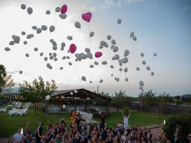 La boda de Omar y Alba en Blanes, Girona 139