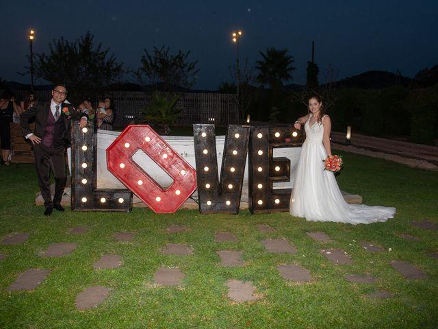 La boda de Omar y Alba en Blanes, Girona 141