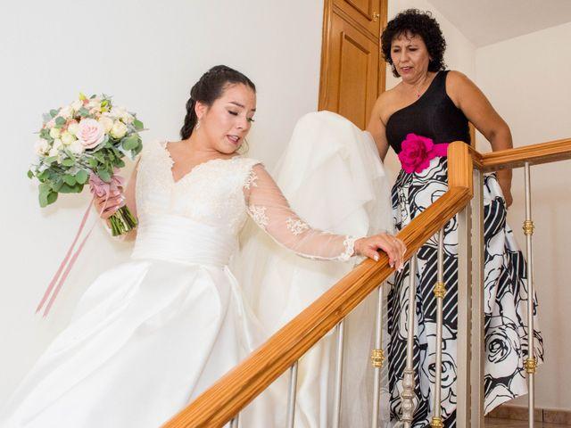 La boda de Karina y Jorge en Dénia, Alicante 10