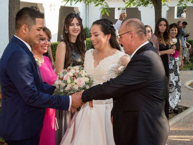 La boda de Karina y Jorge en Dénia, Alicante 11