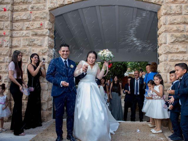 La boda de Karina y Jorge en Dénia, Alicante 15