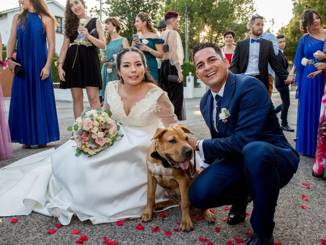 La boda de Karina y Jorge en Dénia, Alicante 16