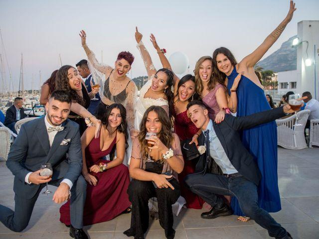 La boda de Karina y Jorge en Dénia, Alicante 21