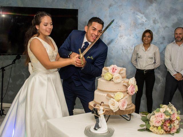La boda de Karina y Jorge en Dénia, Alicante 25