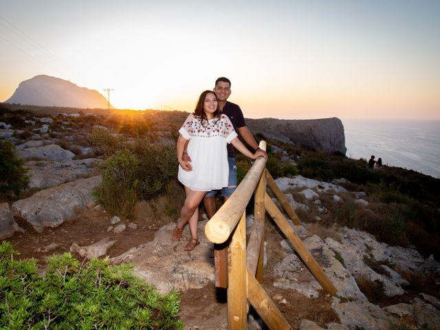 La boda de Karina y Jorge en Dénia, Alicante 30