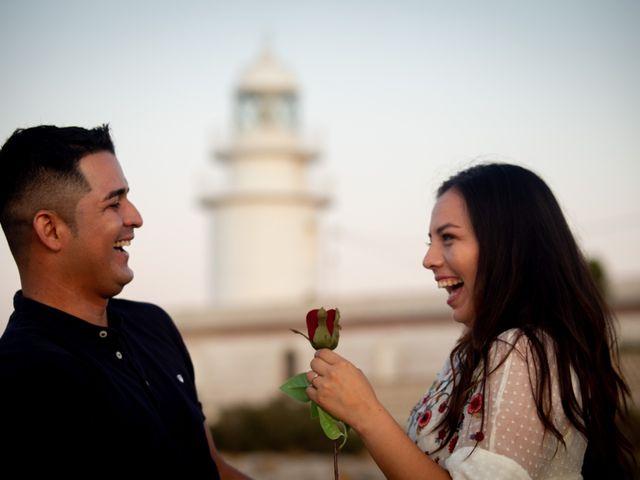 La boda de Karina y Jorge en Dénia, Alicante 2