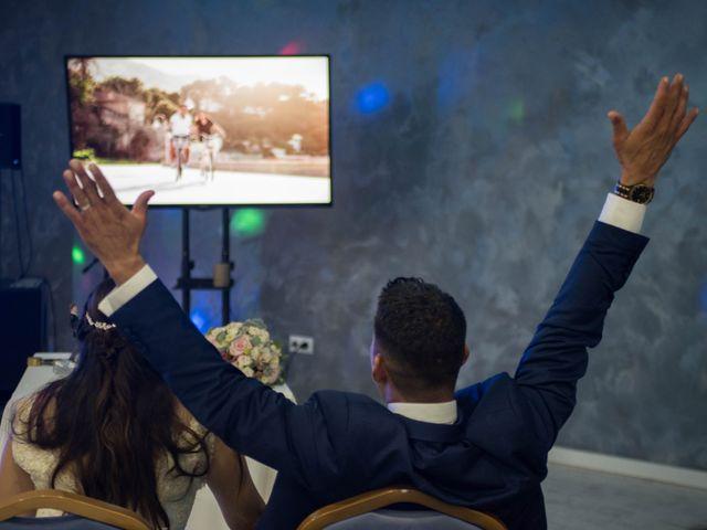 La boda de Karina y Jorge en Dénia, Alicante 34
