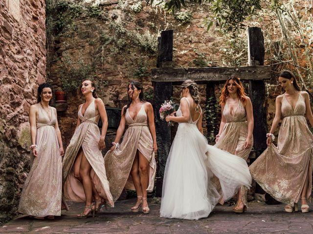 La boda de German y Damaris en L' Ametlla Del Valles, Barcelona 33