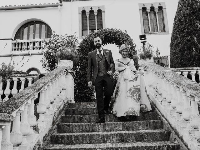 La boda de German y Damaris en L' Ametlla Del Valles, Barcelona 35