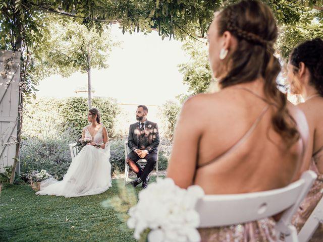 La boda de German y Damaris en L' Ametlla Del Valles, Barcelona 39