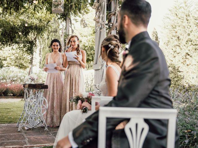 La boda de German y Damaris en L' Ametlla Del Valles, Barcelona 40