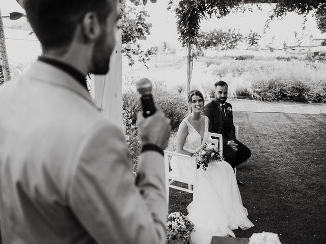 La boda de German y Damaris en L' Ametlla Del Valles, Barcelona 42