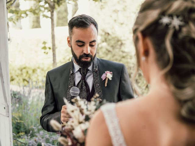 La boda de German y Damaris en L' Ametlla Del Valles, Barcelona 43