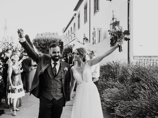 La boda de German y Damaris en L' Ametlla Del Valles, Barcelona 49