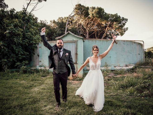 La boda de German y Damaris en L' Ametlla Del Valles, Barcelona 56