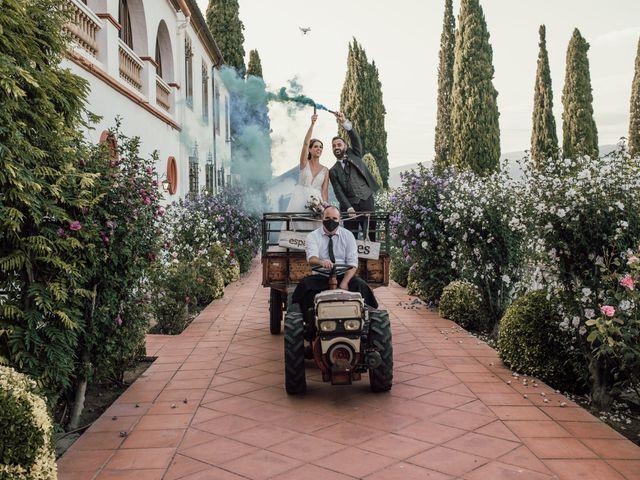 La boda de German y Damaris en L' Ametlla Del Valles, Barcelona 64