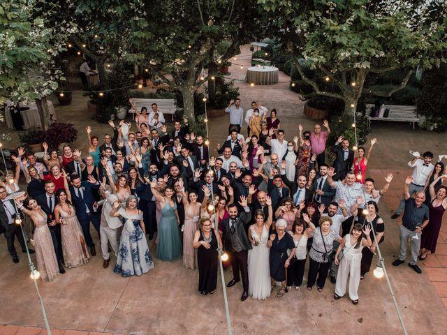La boda de German y Damaris en L' Ametlla Del Valles, Barcelona 69