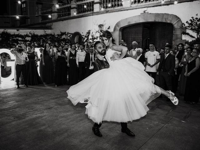 La boda de German y Damaris en L' Ametlla Del Valles, Barcelona 79