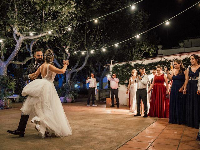 La boda de German y Damaris en L' Ametlla Del Valles, Barcelona 81
