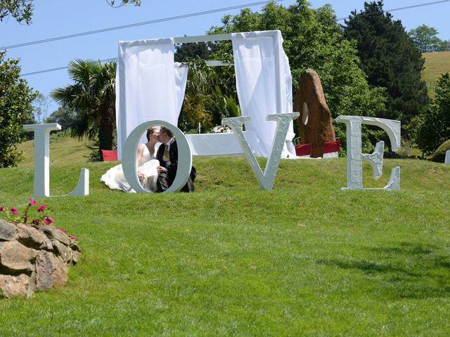 La boda de Alberto y Lydia en Andoain, Guipúzcoa 5