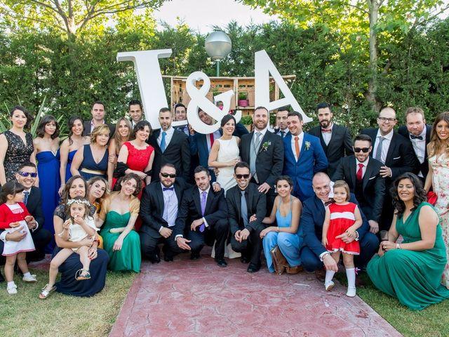 La boda de Isma y Amanda en Illescas, Toledo 5