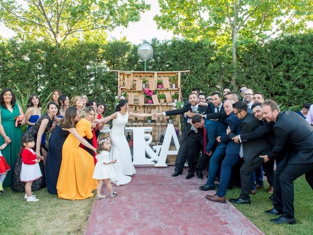 La boda de Isma y Amanda en Illescas, Toledo 1