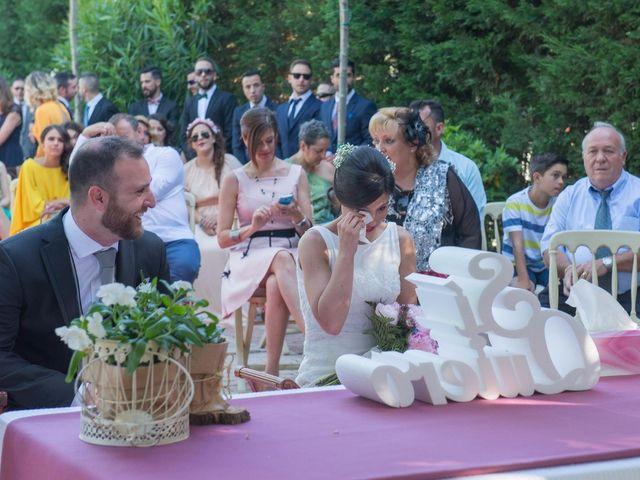 La boda de Isma y Amanda en Illescas, Toledo 21