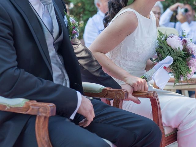 La boda de Isma y Amanda en Illescas, Toledo 22