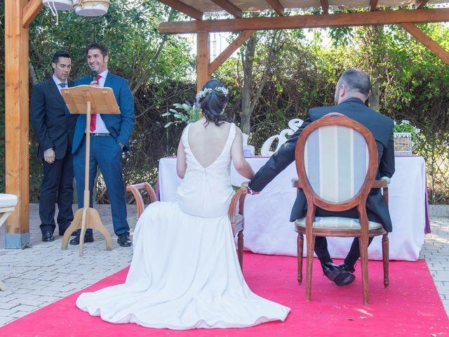 La boda de Isma y Amanda en Illescas, Toledo 23