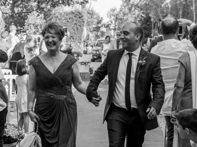 La boda de Isma y Amanda en Illescas, Toledo 36
