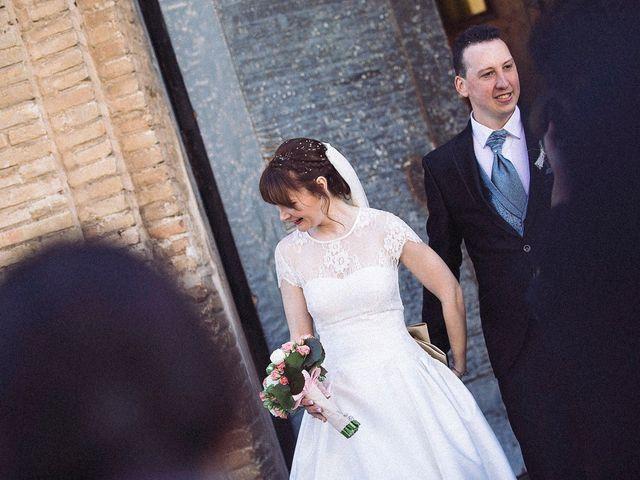 La boda de Jose y Julia en El Puig, Valencia 21