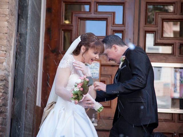 La boda de Jose y Julia en El Puig, Valencia 22