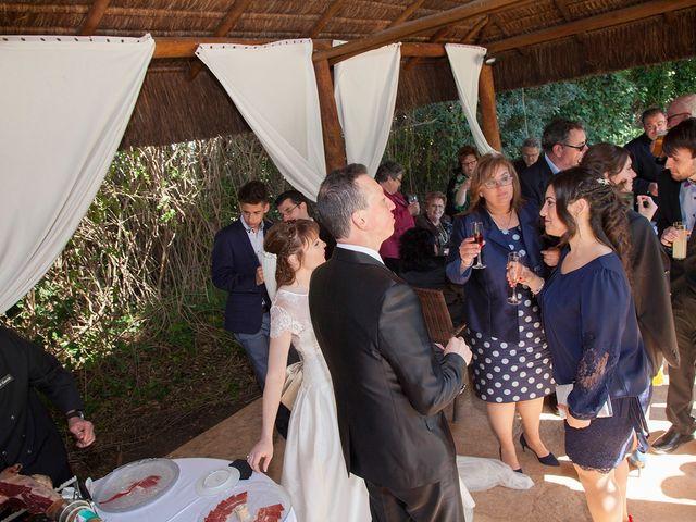 La boda de Jose y Julia en El Puig, Valencia 26