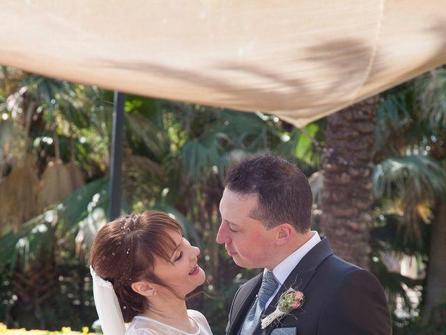 La boda de Jose y Julia en El Puig, Valencia 30