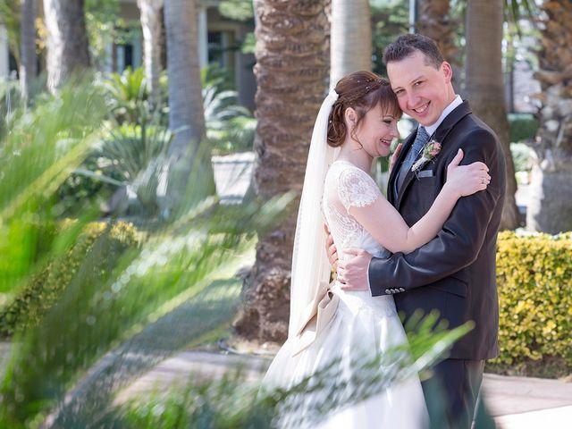 La boda de Jose y Julia en El Puig, Valencia 31