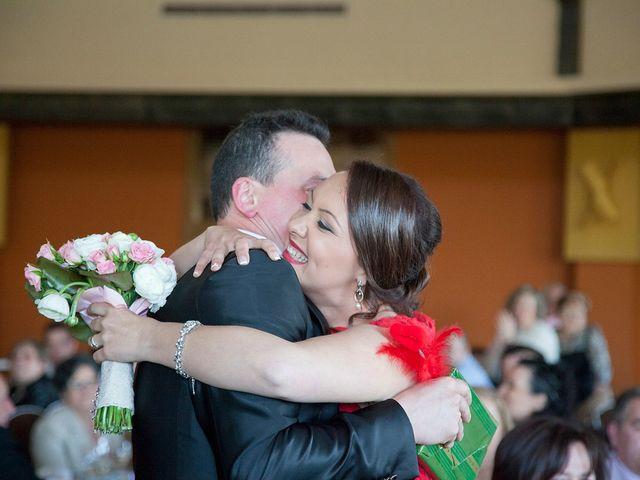 La boda de Jose y Julia en El Puig, Valencia 39