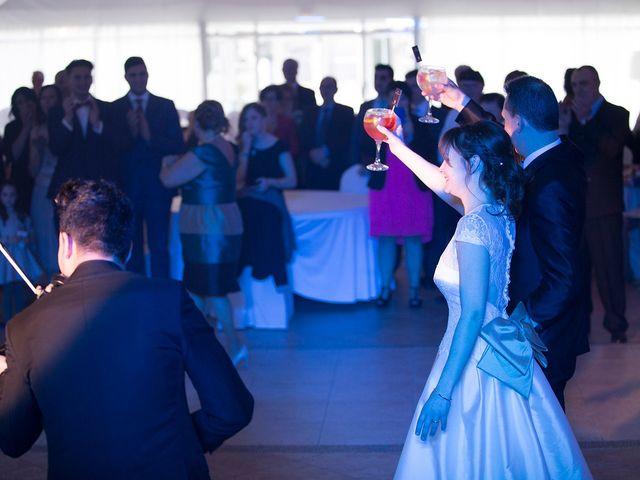 La boda de Jose y Julia en El Puig, Valencia 44