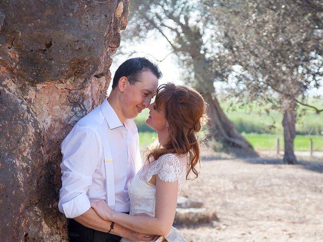 La boda de Jose y Julia en El Puig, Valencia 54