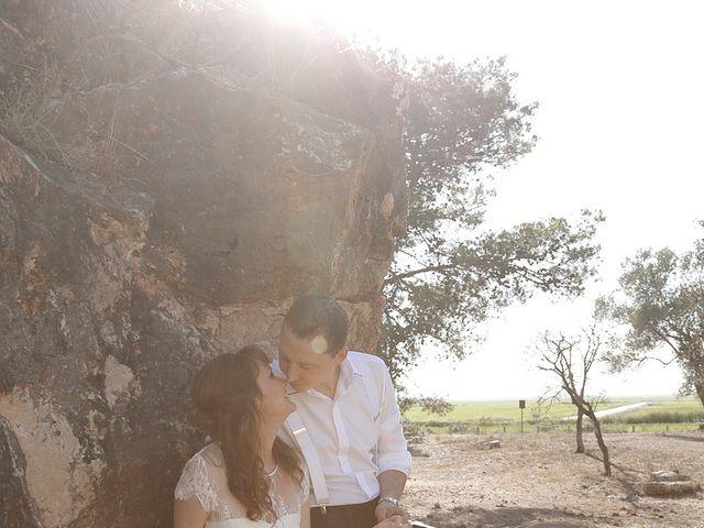 La boda de Jose y Julia en El Puig, Valencia 58