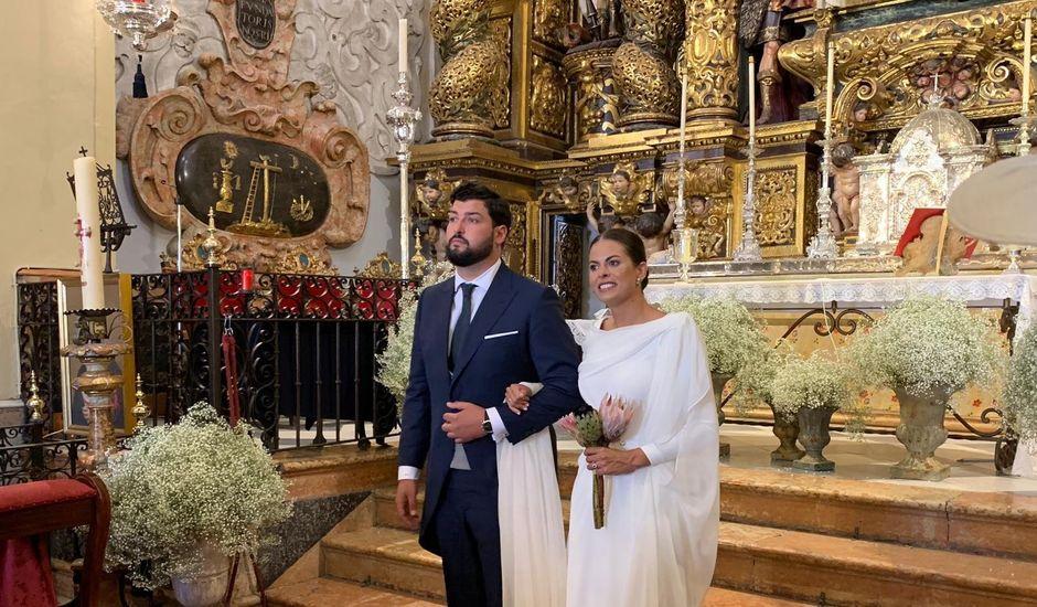 La boda de Lucía y Sebastián  en Sevilla, Sevilla