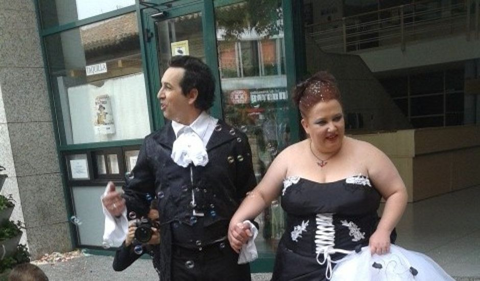 La boda de Javi  y Noelia  en Parla, Madrid