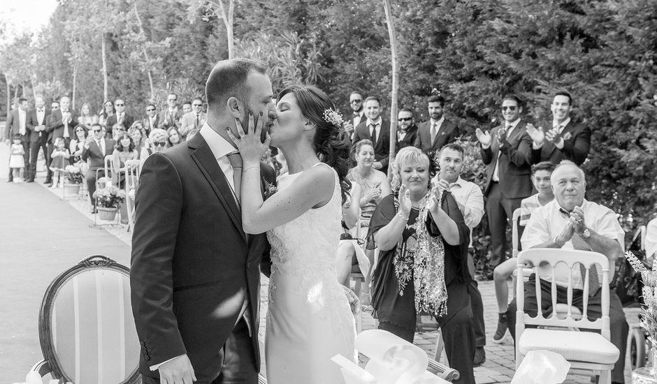 La boda de Isma y Amanda en Illescas, Toledo
