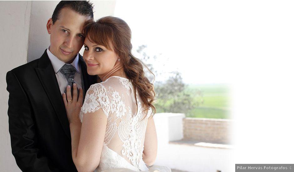 La boda de Jose y Julia en El Puig, Valencia