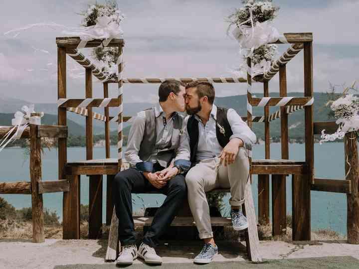 La boda de Sergio y José