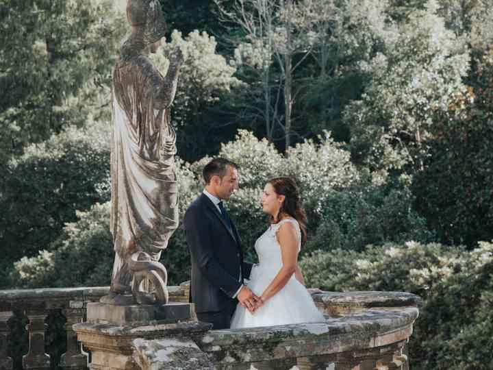 La boda de Paula y Marcos