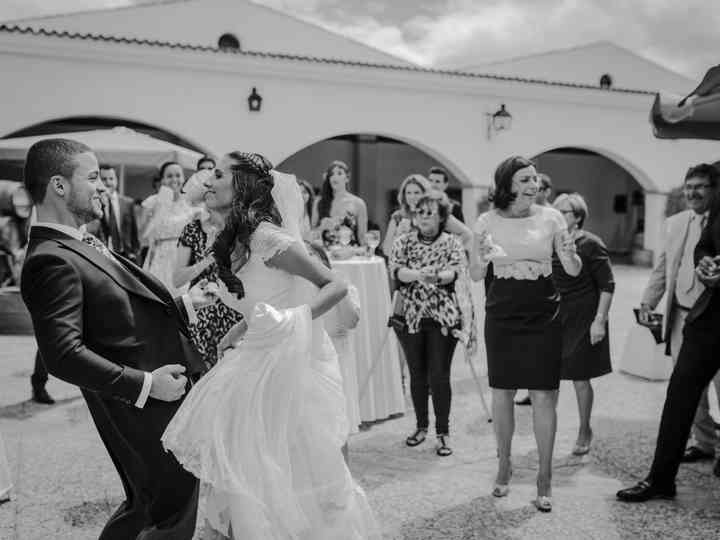 La boda de Mercedes y Pedro