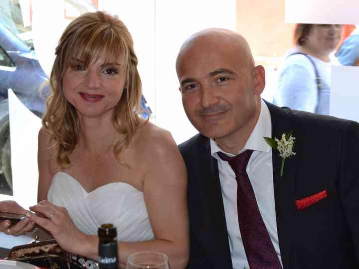 La boda de Bea y Luis
