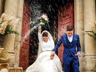 La boda de Andrea y Marco