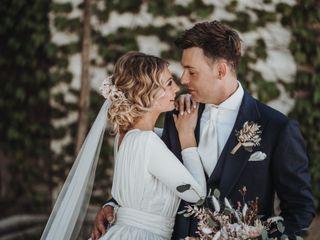 La boda de Manuel y Fani